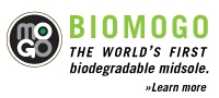 BIOMOGO - The world's first biodegradable midsole
