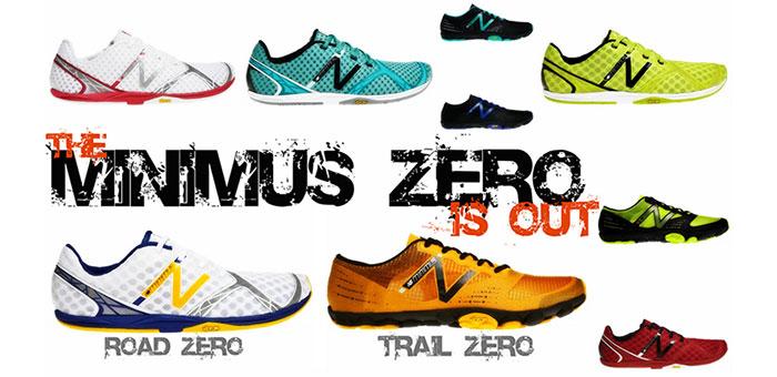 New Balance Minimus Zero Drop