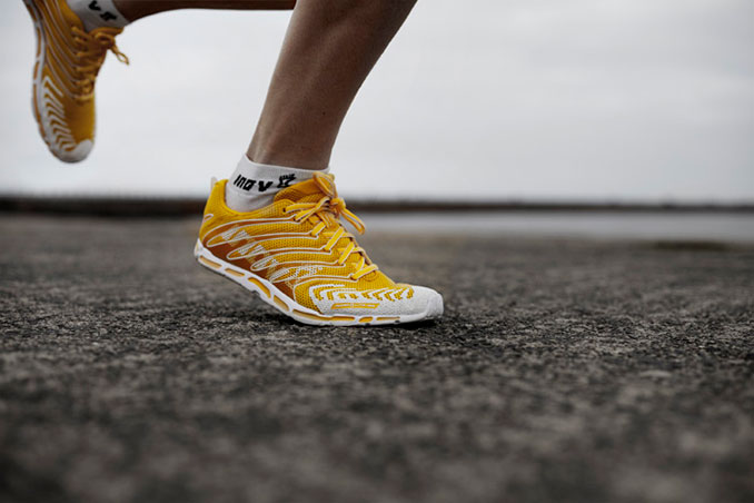 Zero Heel Running Shoes