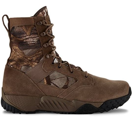 under armor zero drop boots for men