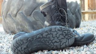 Belleville 115 mini mil boots review