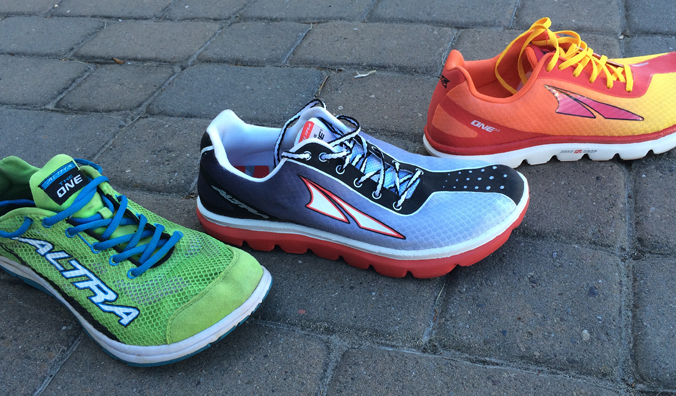 Drop Running Shoes